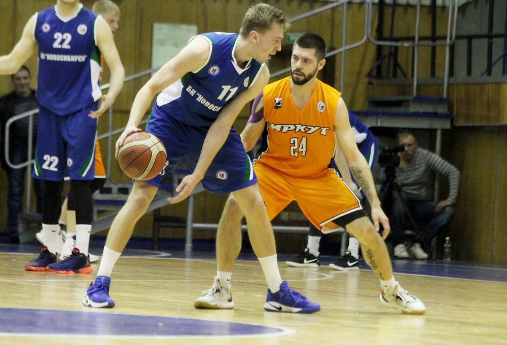 БК «Новосибирск» - лидер регулярного чемпионата этого сезона и всерьез рассчитывает на золото турнира.