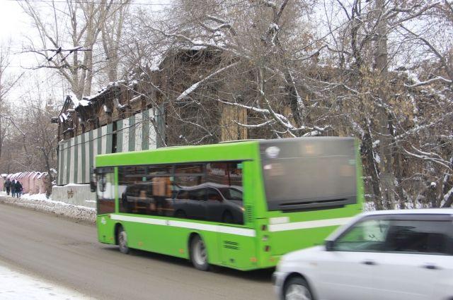 Автобусы будут курсировать с 9:00 до 19:00.