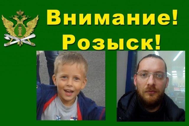 Мальчика украли из детского сада