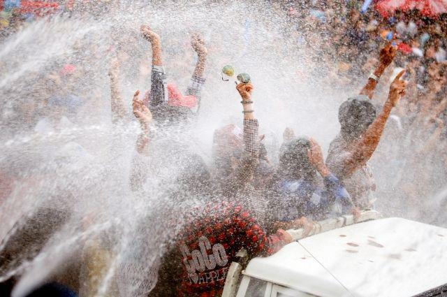 Практически 300 человек погибли впроцессе водного фестиваля вМьянме