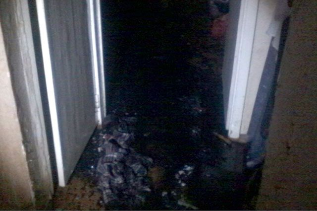 ВЗаволжском районе Ярославля сгорела квартира