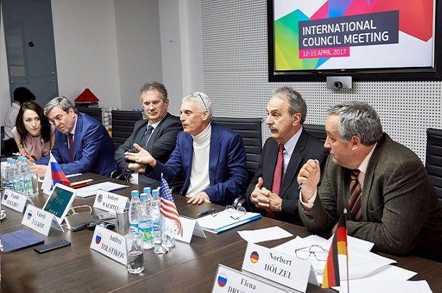 Международный совет одобрил модель развития ТюмГУ