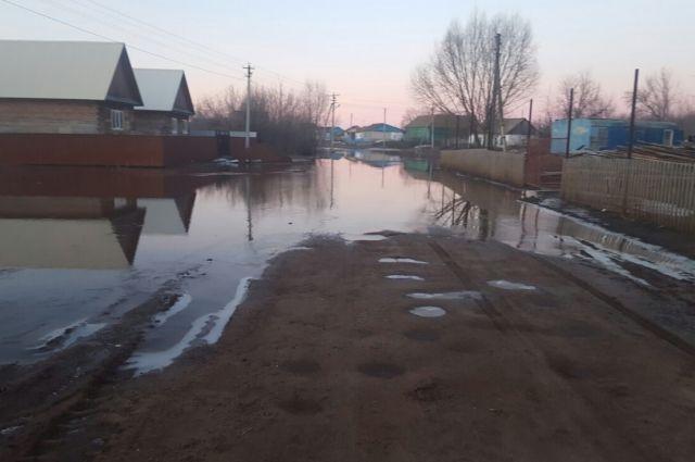 В крае вскрылись практически все реки