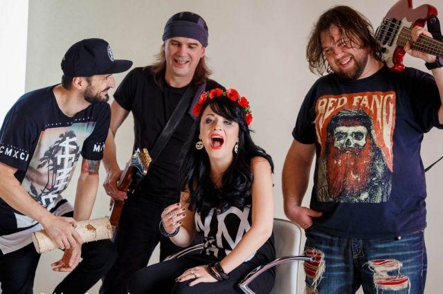 Группа «Скрябин» записала новую версию песни Андрея Кузьменко