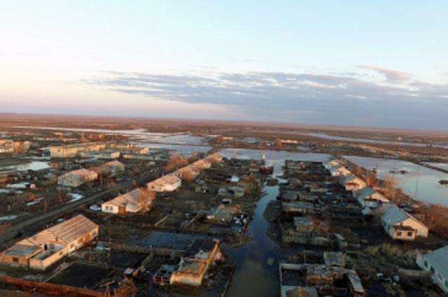 ВСветлинском районе подтоплено 80 придомовых территорий