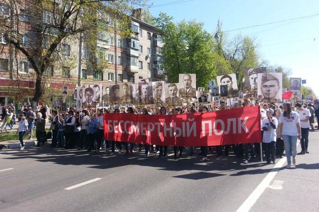 Центр Воронежа перекроют для репетиции парада Победы