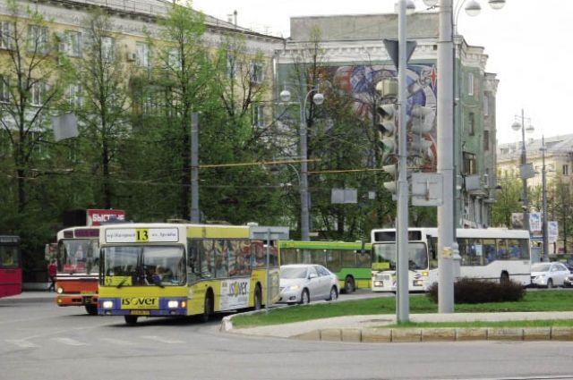 Большинство неисправных автобусов выявили в Перми.
