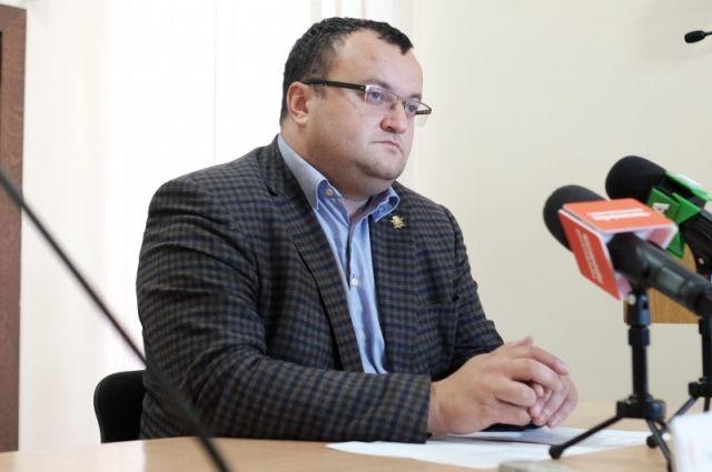 Мэр Черновцов Алексей Каспрук