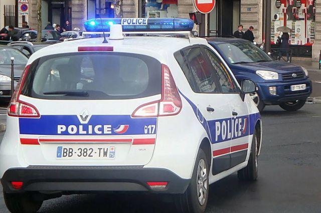 Узадержанных вМарселе предполагаемых террористов отыскали флагИГ