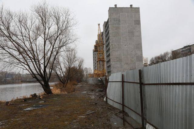 строительство дома в водоохранной зоне