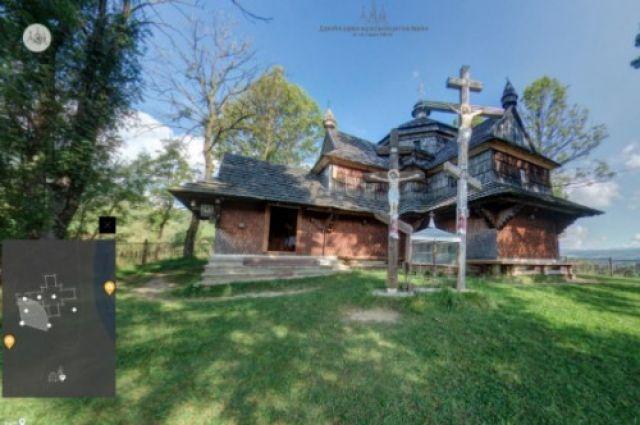 Тур по деревянным церквям
