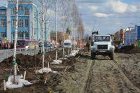Власти объяснили свое решение относительно озеленения проспекта
