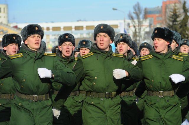 В армии нужны разные специалисты.
