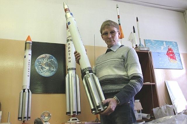 Олег Шишмаков: «Пока активного интереса к космонавтике у детей не вижу».