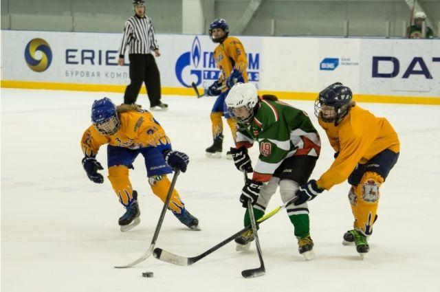 В Оренбурге пройдет межрегиональный турнир по хоккею среди девушек