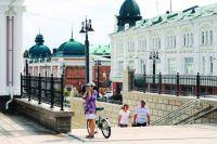 Омск-город, где хочется жить.