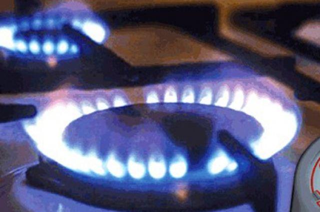 Счётчик газа поможет экономить.