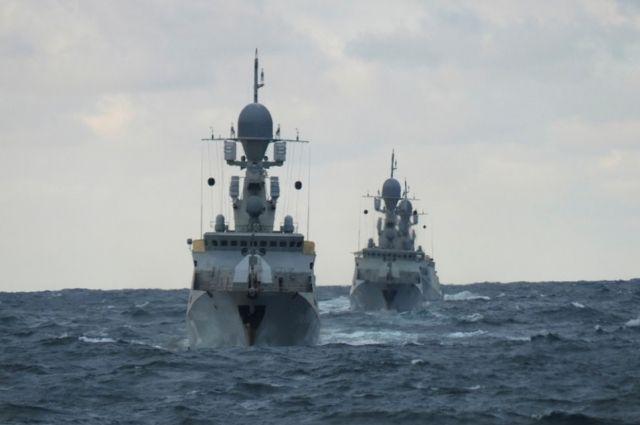 Каспийская флотилия отработает высадку морского десанта вДагестане