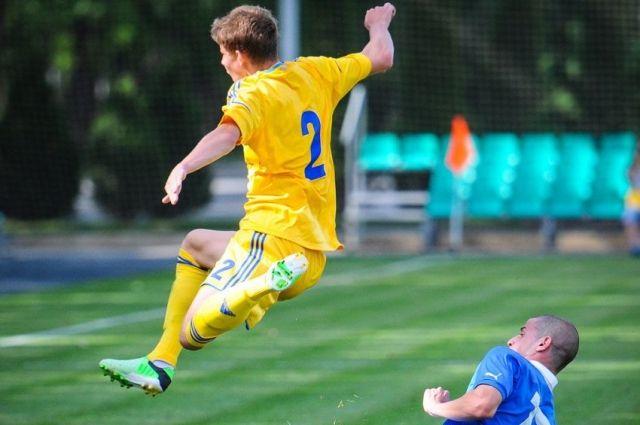 Юношеская сборная Украины по футболу