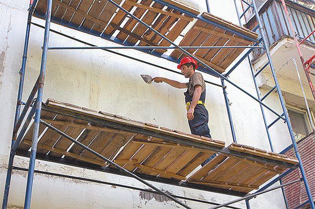 Капитальный ремонт проведут в 423 домах Тюмени