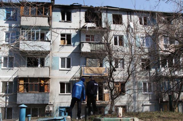 СКР заочно обвинил украинских военных из-за обстрелов в Донбассе