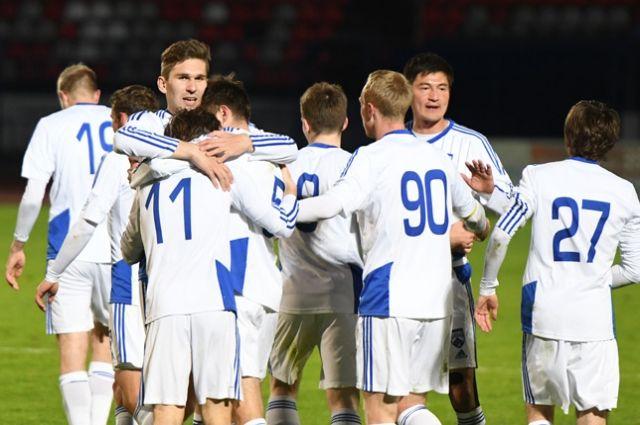 НижегородскийФК «Олимпиец» победил начемпионате Российской Федерации