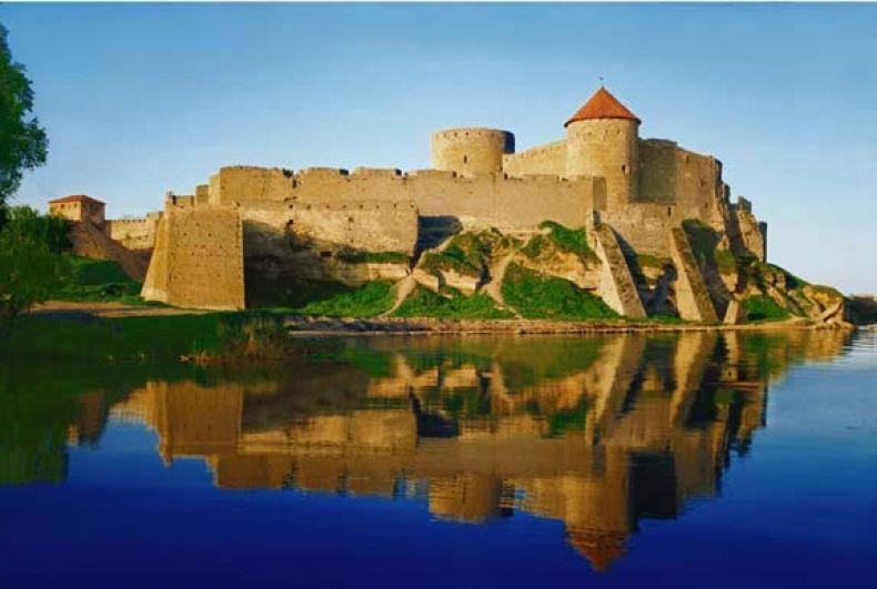 Белгород-Днестровский стоит посетить ради Аккерманской крепости