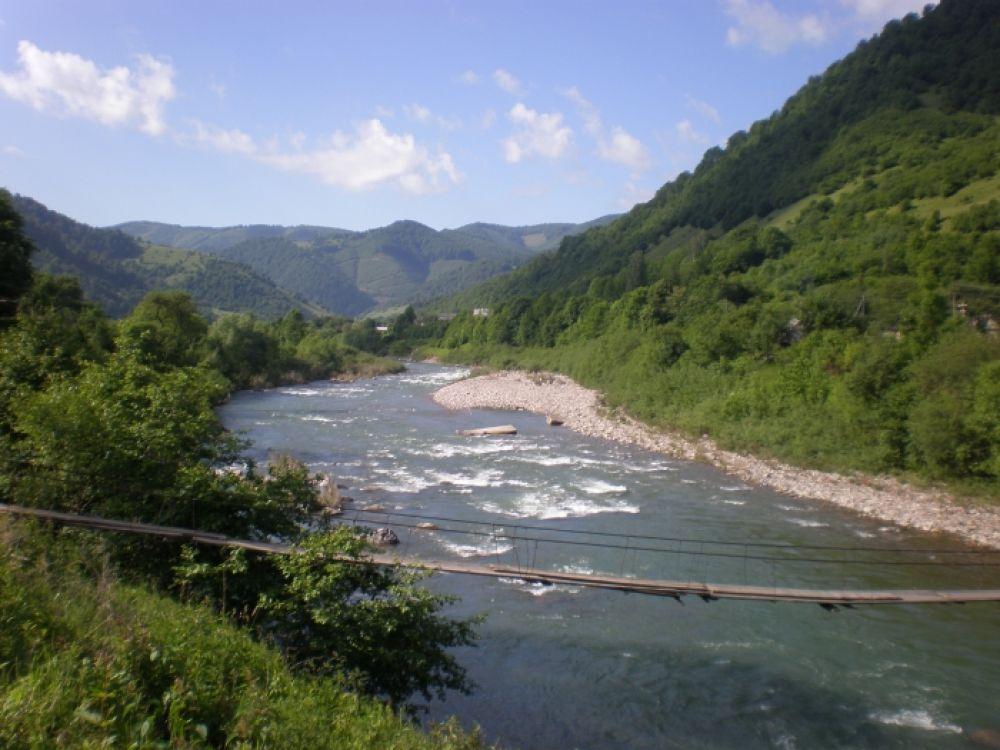 Моршин считается одним из самых популярных курортов Украины, который известен своими минеральными источниками