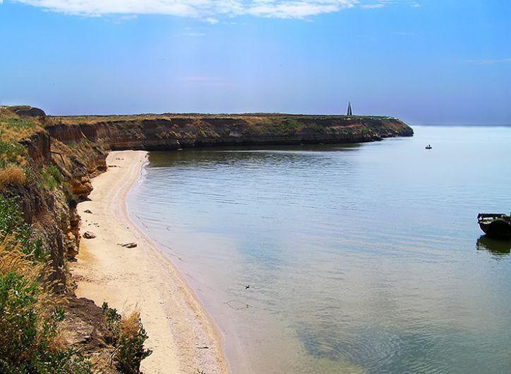 Остров Березань стал местом, на котором нашли греческое поселение Борисфенида