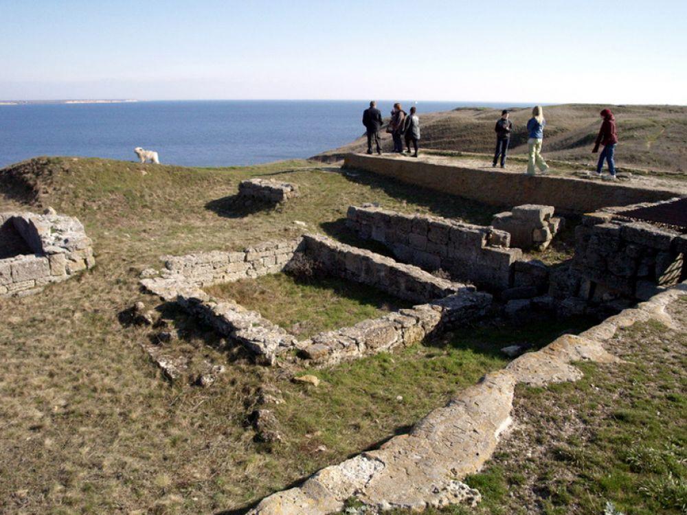 Дверняя Ольвия, которая когда-то была греческой колонией, сегодня получила статус национального заповедника