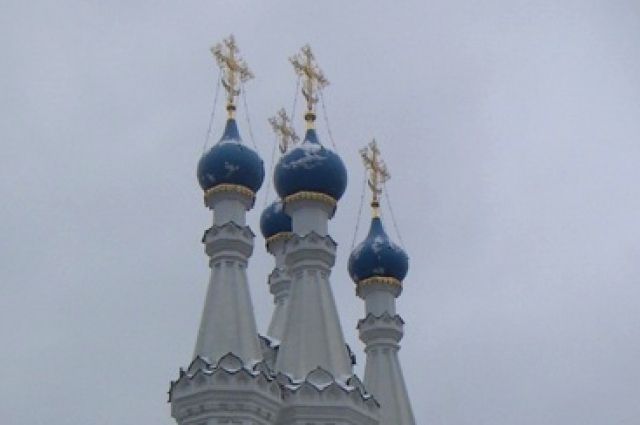 По мнению женщины, решение о возведении церкви в историческом центре города должно быть одобрено большинством горожан.