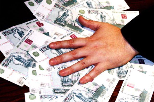 Депутата подозревают вполучении незаконной премии