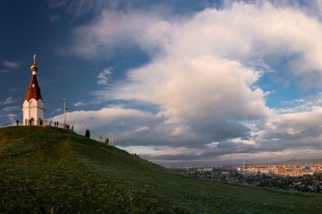 Загод число граждан  Красноярска выросло практически  на16 тыс.  человек