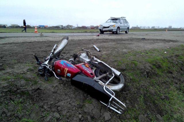 Двое человек пострадали вДТП вТамбовской области