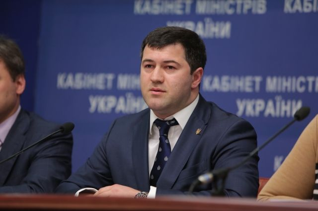 Суд вернул Насирову все паспорта, арестованные доэтого