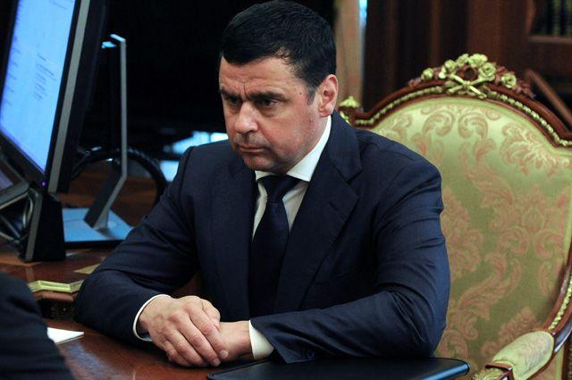 Андрей Воробьев вошел втоп-5 самых цитируемых губернаторов-блогеров замарт