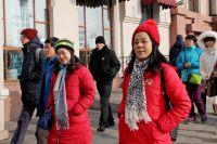 Китайцев сегодня можно встретить на улицах практически каждого госсийского города.