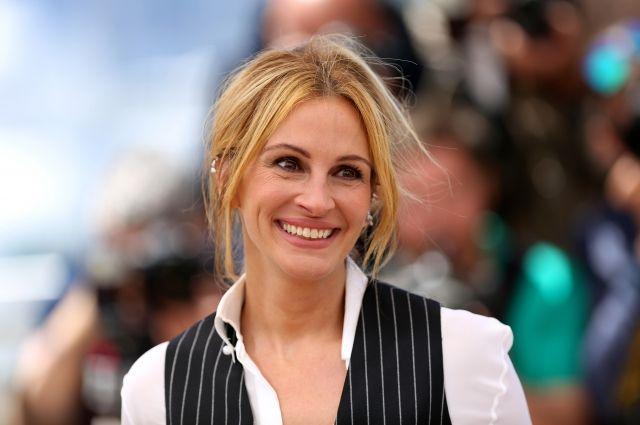 Джулия Робертс признана самой красивой дамой планеты поверсии People