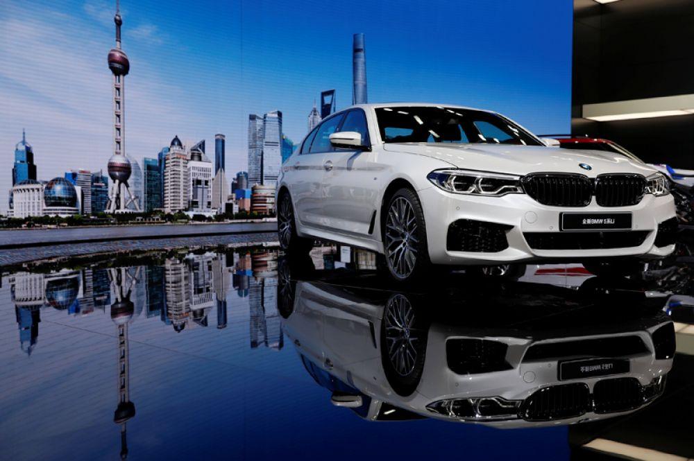 BMW 5-Series Li.
