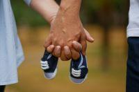 45% молодых людей хотели бы иметь двоих детей.