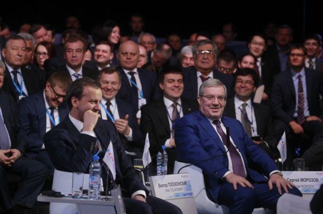 Главная тема Красноярского форума: «Российская экономика: повестка 2017-2025».