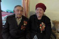Михаил Григорьев с супругой.