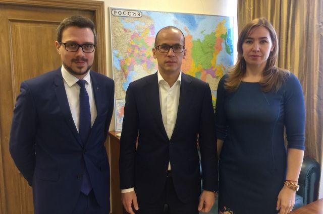 Михаил Хомич будет представлять Главу Удмуртии при Президенте РФ.