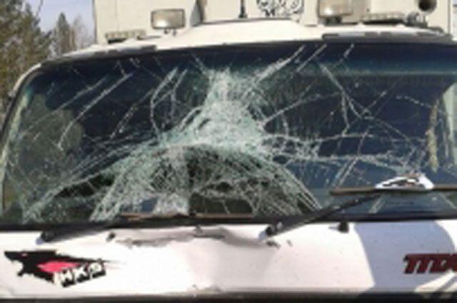ДТП произошло, потому что водитель отвлекся на звонок.
