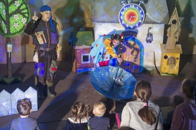 В Пермском театре кукол для самых маленьких зрителей покажут спектакль «Загадки природы»