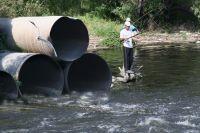 Промышленные стоки попадают в Шершни - единственный питьевой источник миллионного Челябинска.