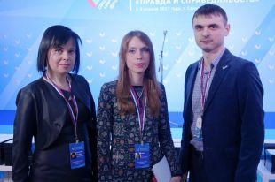 Юлия Король получила премию за материал на злободневную тему