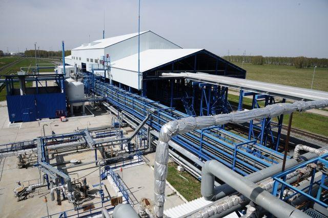 Благодаря полной автоматизации процессов будет повышена точность операций налива