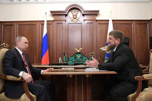Кадыров пообещал выселять из Чечни тех, кто помогает боевикам