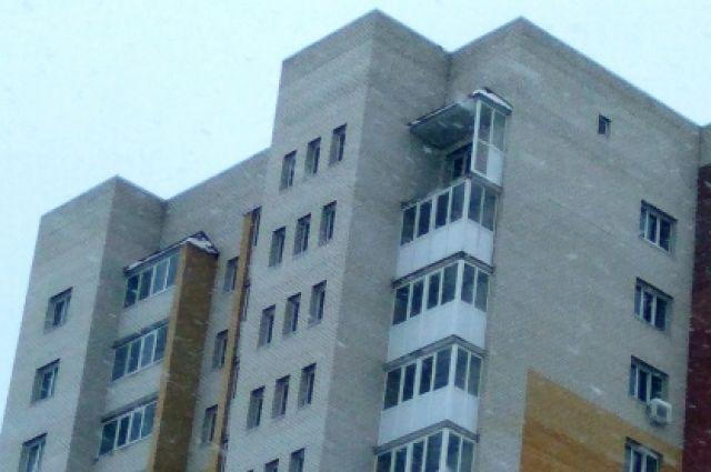 ВТамбове после обрушения балкона идёт доследственная проверка